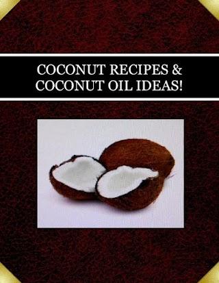 COCONUT RECIPES & COCONUT OIL IDEAS!
