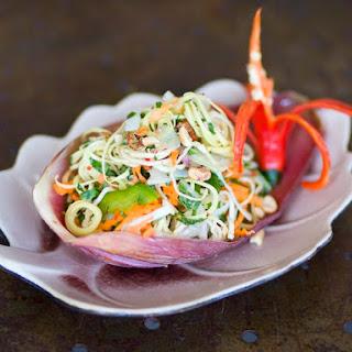 Vietnamese Banana Blossom Salad