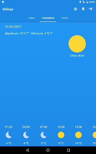 Meteo 2.0.8 screenshots 17