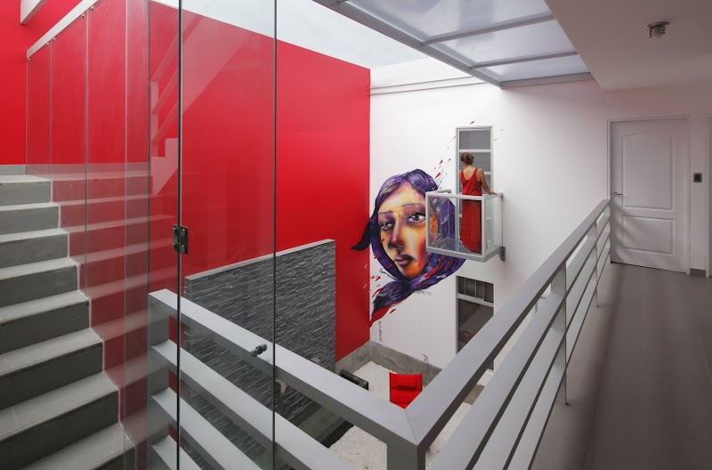 Casa Graffiti - Gomez de la Torre & Guerrero Arquitectos