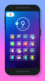 Rancy - Icon Pack Screenshot