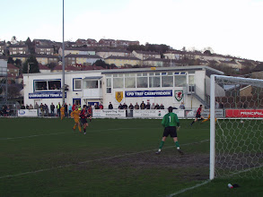 Photo: 03/03/07 v Porthmadog (Welsh Cup) 4-3pens(aet) - contributed by Mike Latham