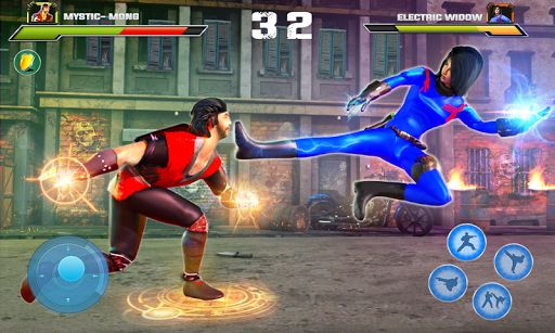 Kung Fu Fight Arena: Karate King Fighting Games modavailable screenshots 5