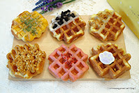 KUKO Belgian Waffle(中友百貨店)