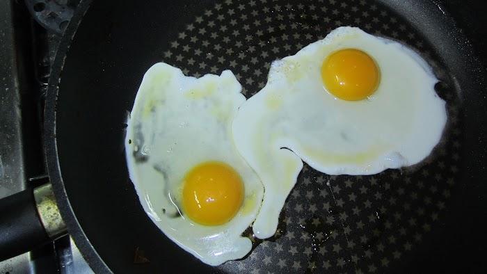 계란 굽기