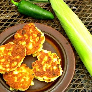 Double Corn Fritters Recipe