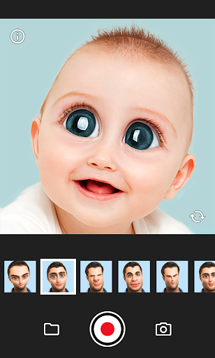 Face Warp 2.1.4 screenshots 2