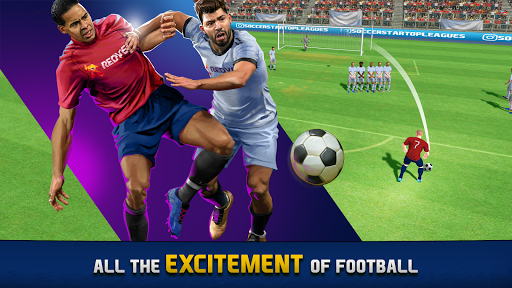 Soccer Star 2020 Top Leagues: Play the SOCCER game screenshot 2