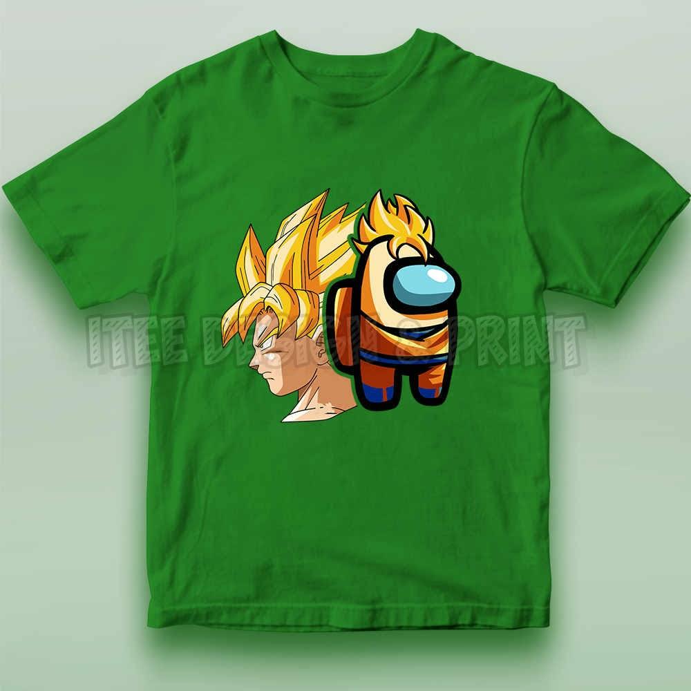 Son Goku Dragon Ball Among Us Impostor 20