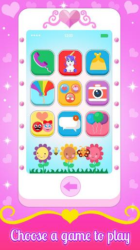 Baby Princess Phone 1.3.6 screenshots 1