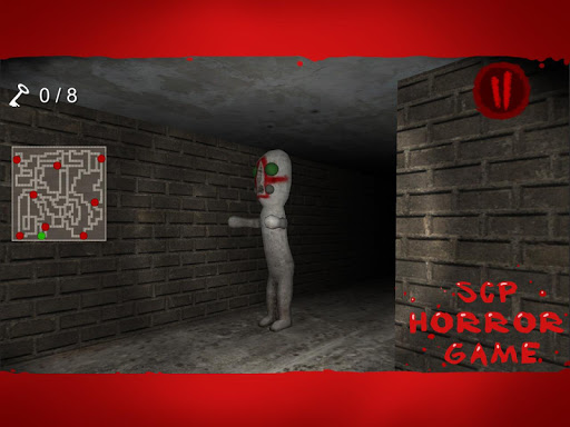 SCP Horror Game