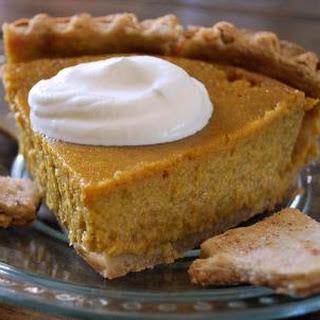 Easy Pie Crust.