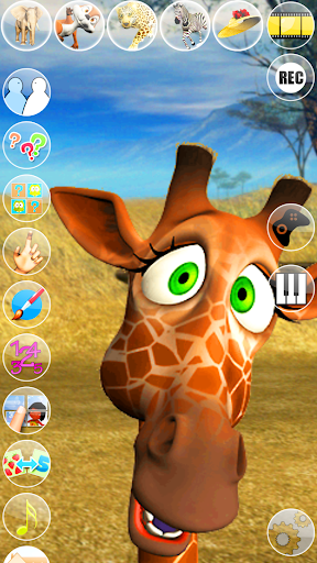 Talking George The Giraffe screenshots 1