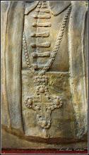 Photo: Catedrala Ortodoxa, placa comemorativa Jovian Murasianu, detaliu  - Str. Andrei Saguna, Nr.2 - 2016.09.10
