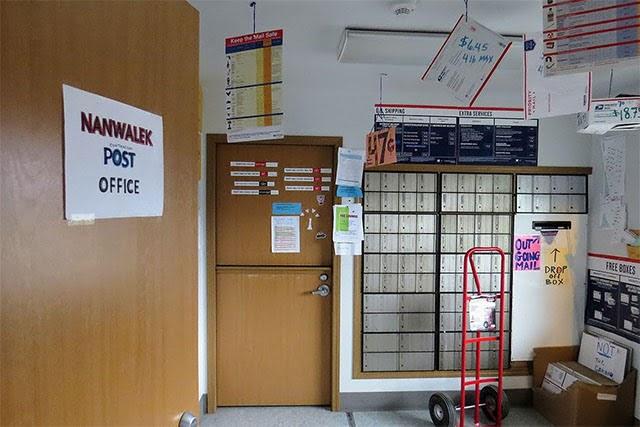 Nanwalek, AK Community Post Office