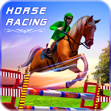 Horse Racing Challenge 3D: Pony Jump Simulator 🏇 file APK Free for PC, smart TV Download