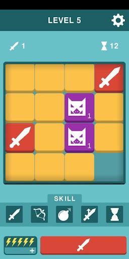 Slide Puzzle Battle ss2
