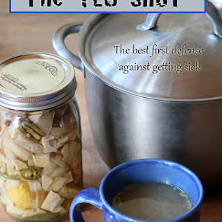 """The """"Flu-shot"""" Your Best First Defense Against Getting Sick."""