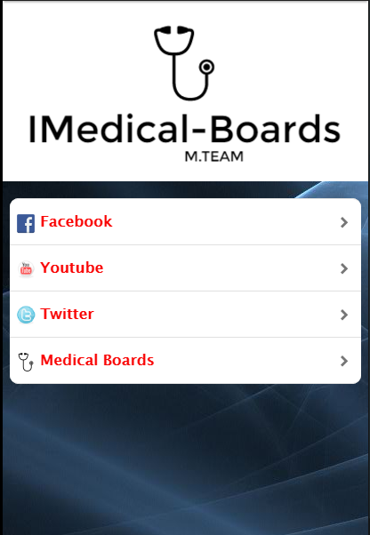 iMedical Boards Review- screenshot