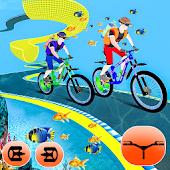Tải Game dưới nước đua xe đạp địa hình