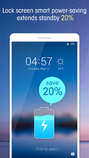 Lock Screen - DU Locker & Lock screen wallpaper 2.0.0 screenshots 6