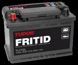 Tudor Fritidsbatteri**