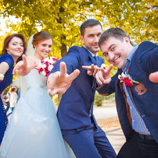 Wedding photographer Veronika Negovora (negovora). Photo of 04.11.2015