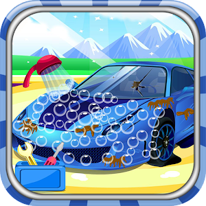 Sports car wash for PC and MAC