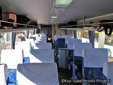 西鉄「フェニックス号」 6016 車内_01