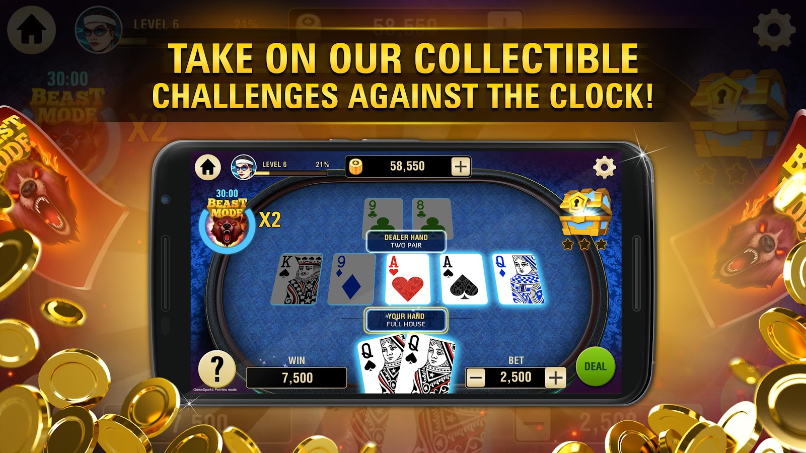 pokerstars casino android
