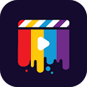 Photo Video Maker With Music: Video Editor, Cutter icon