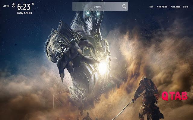 Assassins Creed Origins Wallpapers New Tab
