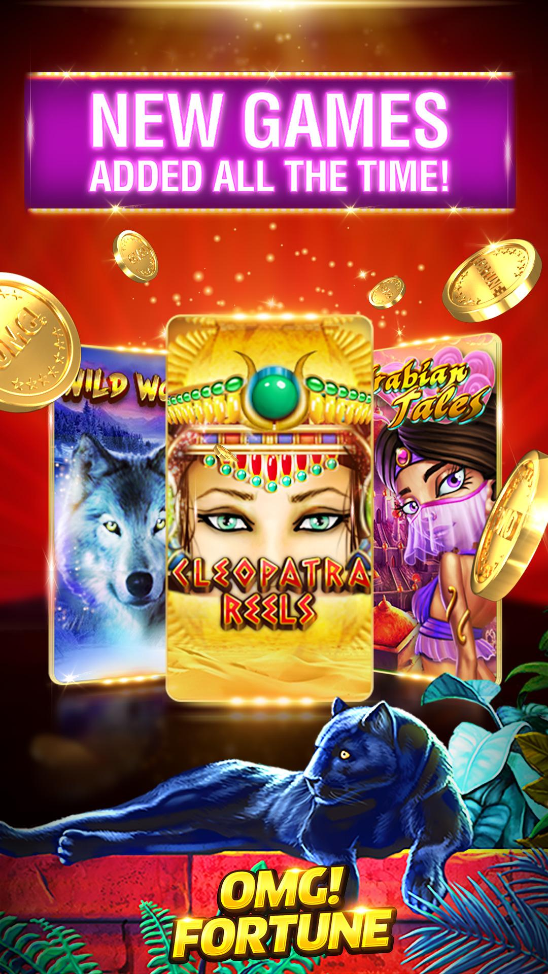 OMG! Fortune Free Slots Casino screenshot #5