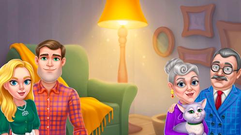 Mansion Blast: Free Match 3 Game Mod
