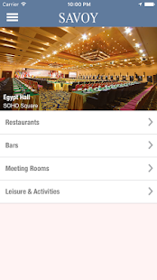 Savoy Sharm Group- screenshot thumbnail