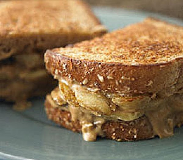 Grilled Banana Sandwich Recipe