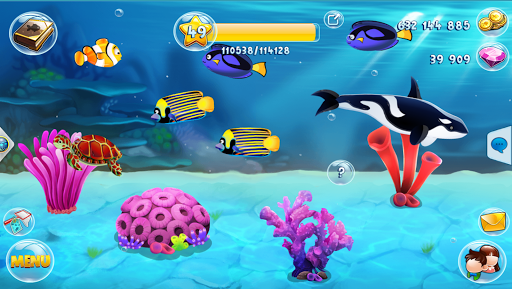 Fish Paradise - Ocean Friends 1.3.43 screenshots 5