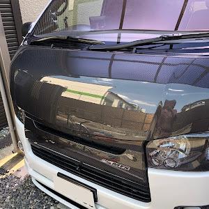 ハイエースバン  26年式のカスタム事例画像 shibainu  さんの2020年02月21日13:00の投稿
