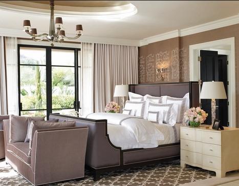 现代卧室室内