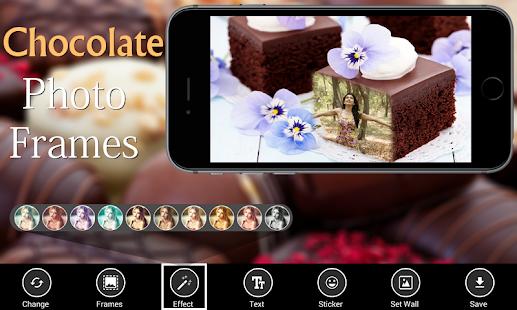 Chocolate Photo Frames - náhled