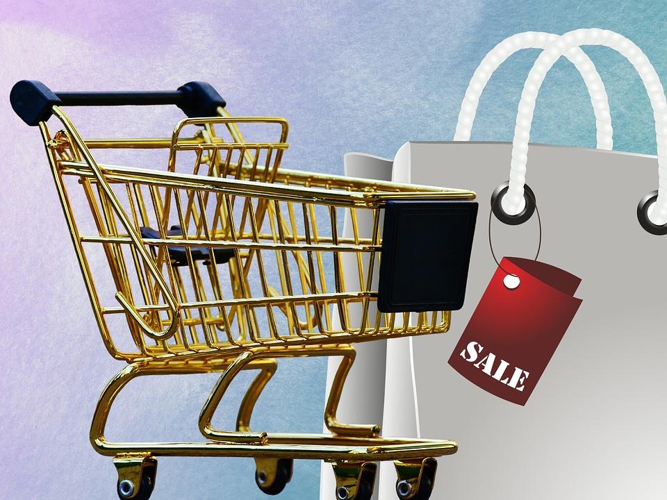 Shopping, Final Sale, Shopping Cart, Sale, Bag