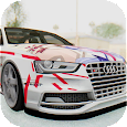 Car Driving Simulator Audi apk