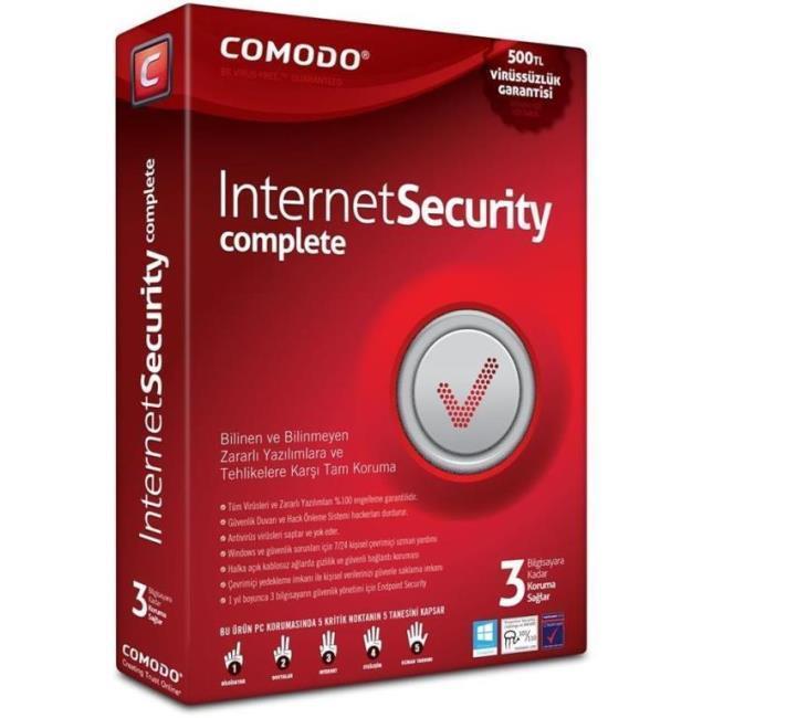 Comodo Internet Security фото