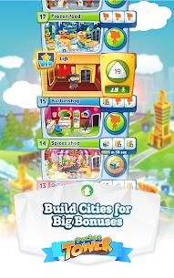 Pocket Tower: Building Game & Money Megapolis 4