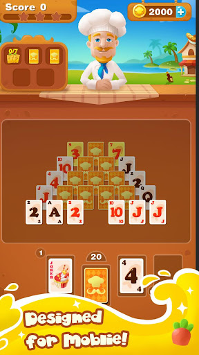 Cooking Chef Solitaire