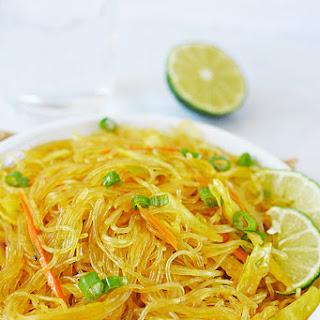 Filipino Noodles Recipes.
