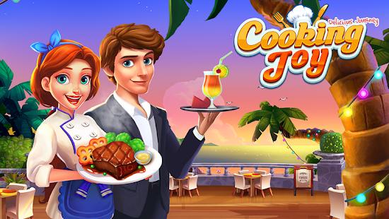 Cooking Joy – Super Cooking Games, Best Cook! 5