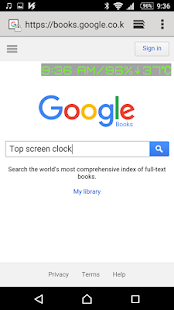 ClockView - Always On Clock- screenshot thumbnail