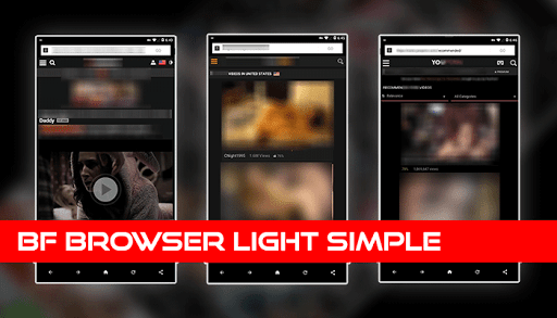 BF Browser Light Simple 2.0 Screenshots 3