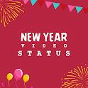 Happy New Year Status icon